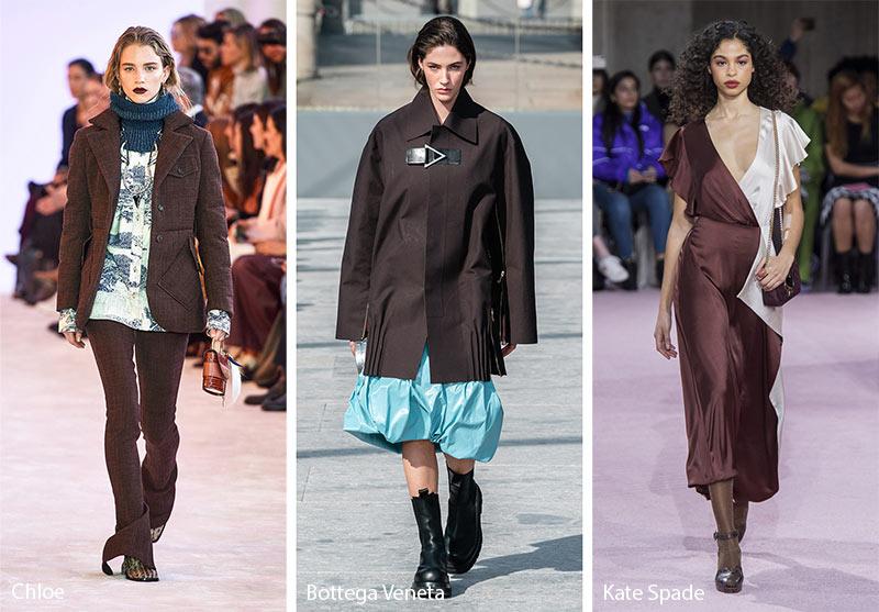 Мода и Актуальные цвета 2019-2020