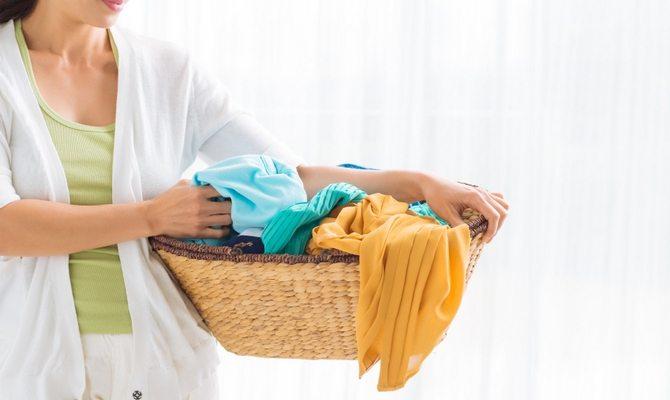 Как стирать одежду вручную