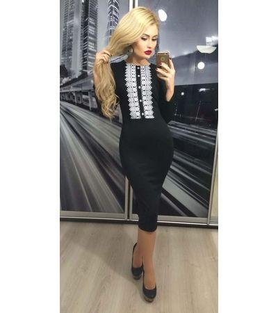 Платье ПокалКружево№200 Украина