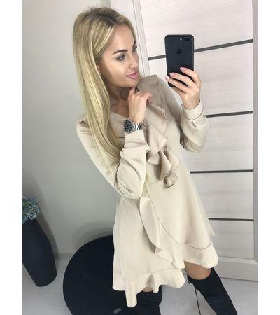 Платье Манишка №413 Украина
