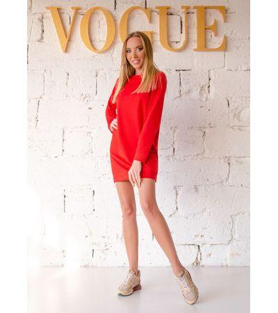 Платье Ровное №503 Украина