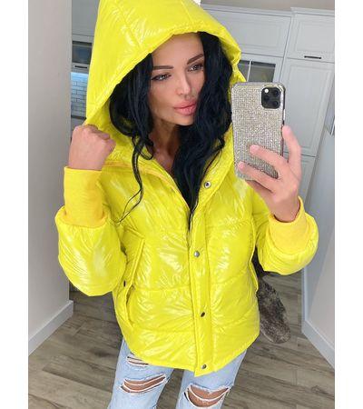 Куртка Блестяшка №510 Украина